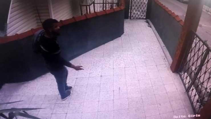 Otelden çuval çuval eşya çalan şüpheli tutuklandı