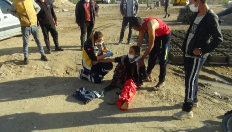 (Özel) Tamircide çalışan 15 yaşındaki çocuk drift atarken kalabalığın arasına daldı: 3 yaralı