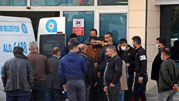 Salıncakta boynuna ip dolanarak ölen küçük Melek'in cenazesi ailesine teslim edildi