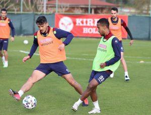 Alanyaspor'da Malatyaspor maçı hazırlıkları başladı