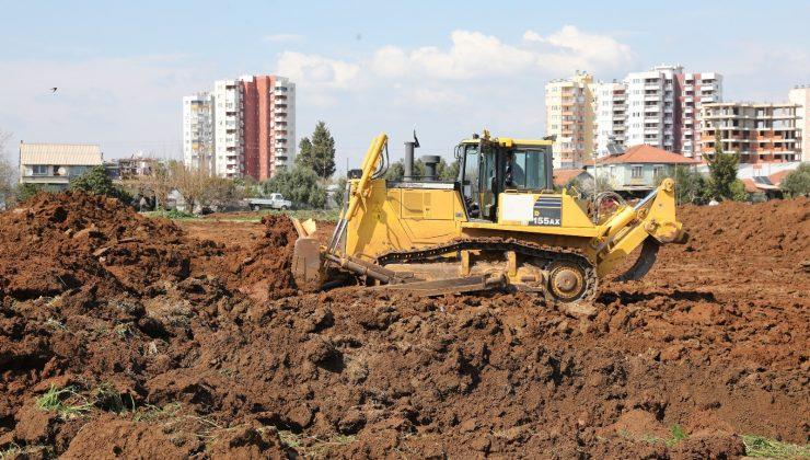 Alpaslan Türkeş Bulvarı'nda alt yapı çalışmaları tamamlandı