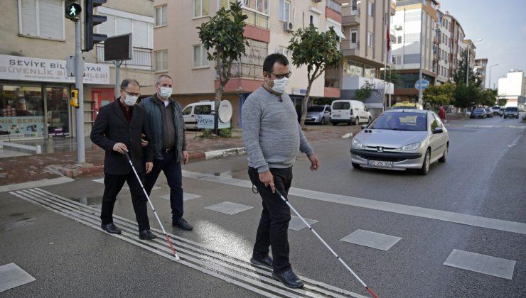 Antalya Büyükşehir Belediyesi'ne 'Erişilebilirlik' ödülü