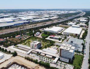 Antalya OSB'de elektrik tüketimi yüzde 16 arttı