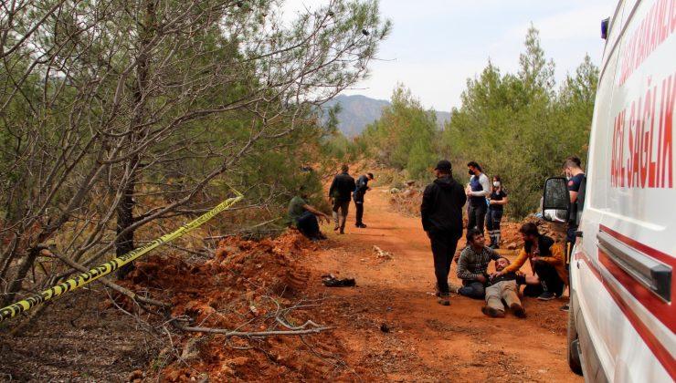Antalya'da kayıp hemşirenin 17 gün sonra cesedi bulundu