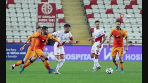 Antalyaspor – Galatasaray maçından kareler -1-