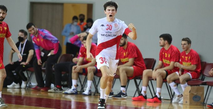 Antalyasporlu genç hentbolcu A Milli Takım'a davet edildi