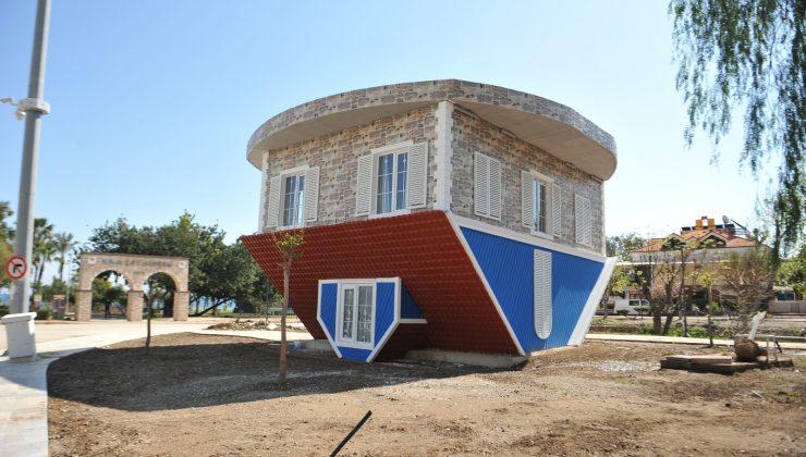 Atatürk Parkı projesinde sona gelindi