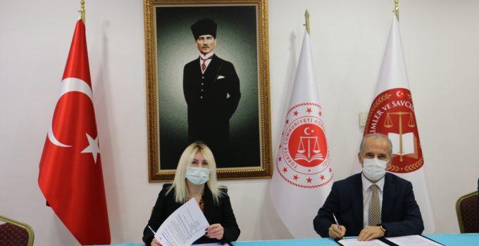 AÜ ile Antalya Cumhuriyet Başsavcılığı arasında lisansüstü eğitim işbirliği