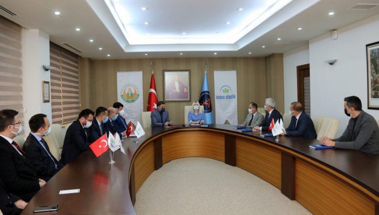 AÜ ile Tarım Kredi Kooperatifleri Birliği arasında iş birliği protokolü imzalandı
