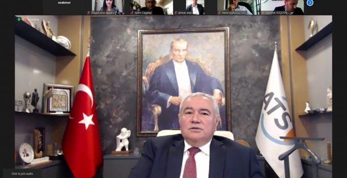 """BAGEV Başkanı Çetin: """" Kenti, köyü geliştirmeden turizmi geliştiremeyiz """""""