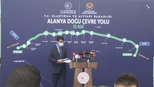 """Bakan Karaismailoğlu, """"Stratejik planımız Kanal İstanbul'la lojistik iddiamızı denizlerimizde de perçinleyeceğiz"""""""