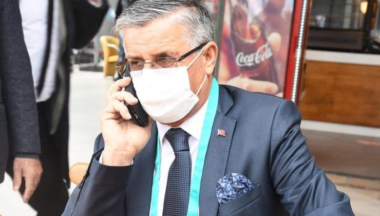 Belediye başkanı, tam kapanma için vatandaşa şahsi numarasını dağıttı
