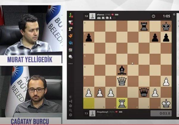 Büyükşehir'in çevrimiçi satranç turnuvası başladı