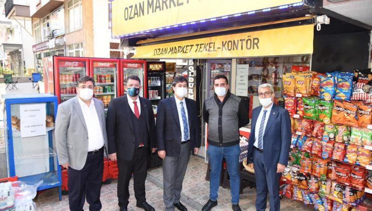 """Esnaf, Sanatkarlar ve Kooperatifçilik Genel Müdürü Necmettin Erkan : """" 2020 yılında 41 ilden 139 kooperatifin 149 projesini destekleme kararı aldık. """""""