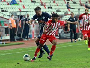 FT Antalyaspor ile Çaykur Rizespor 25. randevuda