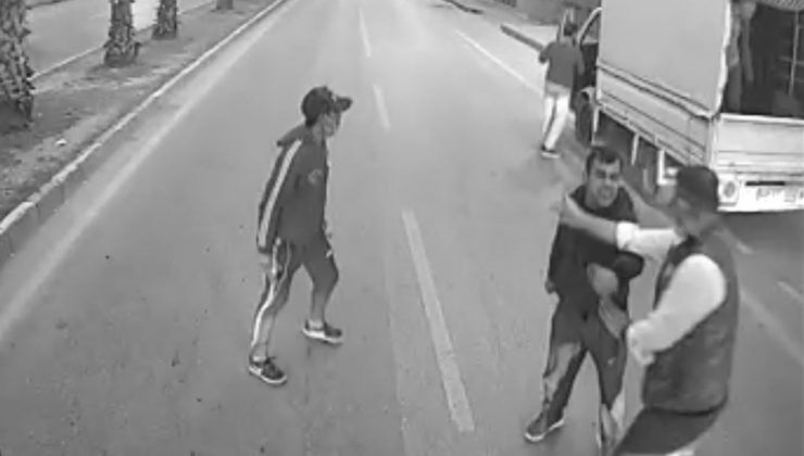 Halk otobüsü şoförünü bıçakla tehdit eden şüpheliler yakalandı