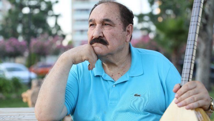 Halk Ozanı Hilmi Şahballı ölümden döndü