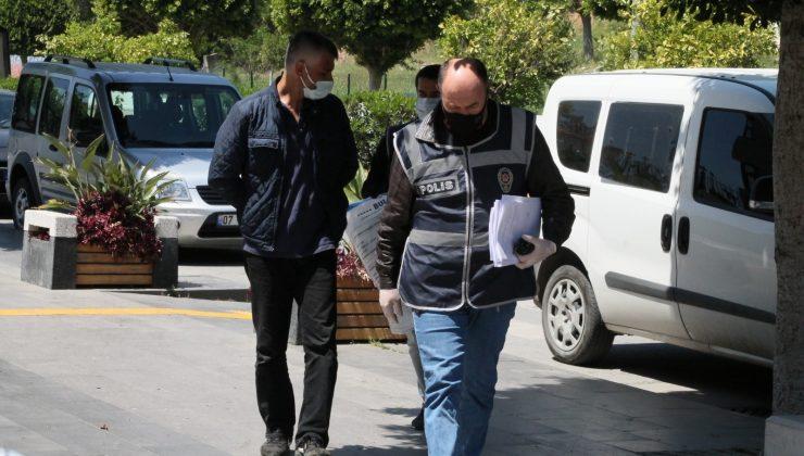 Hırsızlık şüphelisi iki kardeşten biri tutuklandı