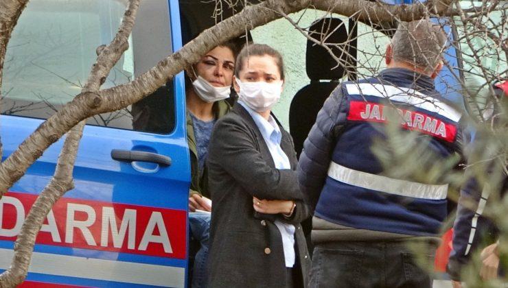 """Melek İpek'in kızı C.İ.: """"Annem ve babam bizi içeriye gönderdi. Tüfekle içeri girdi anneme kelime-i şehadet getir demeye başladı"""""""