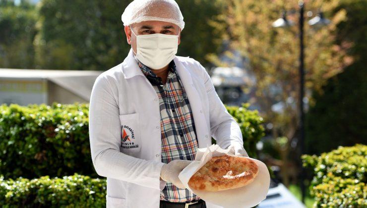 Muratpaşa Belediyesi  Ramazan'a hazır