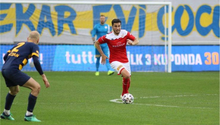 Nuri Şahin'siz Antalyaspor, 3 puan arayacak