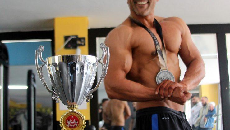 (Özel) 'Dombili' diyenlere inat 59 kilo verip şampiyon oldu