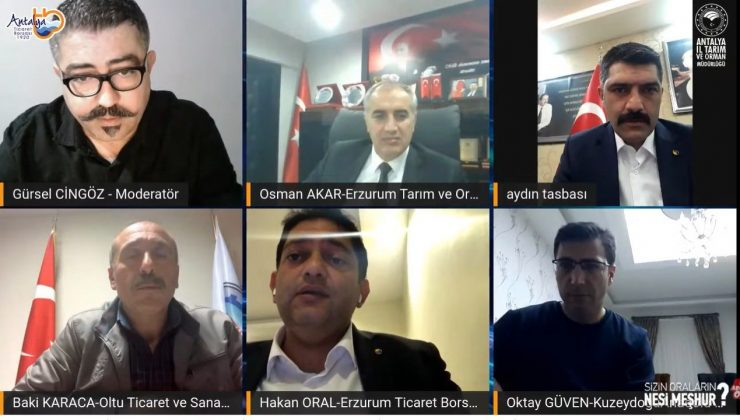 Sizin Oraların Nesi Meşhur programında bu hafta Erzurum konuşuldu