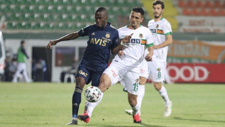 Süper Lig: Alanyaspor: 0 – Fenerbahçe: 0 (Maç sonucu)
