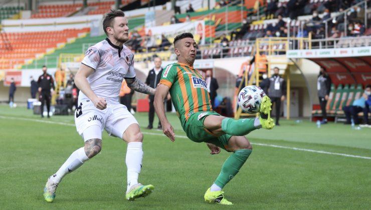 Süper Lig: Aytemiz Alanyaspor: 1 – Gençlerbirliği: 2 (Maç sonucu)