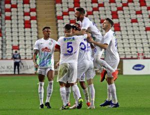Süper Lig: FT Antalyaspor: 2 – Çaykur Rizespor: 3 (Maç sonucu)