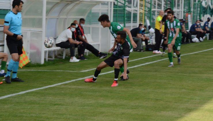 2. Lig: Serik Belediyespor:3- Mamakspor:0