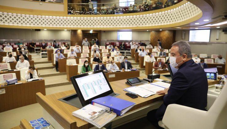 2020 Mali Yılı Kesin Hesap Bütçesi kabul edildi