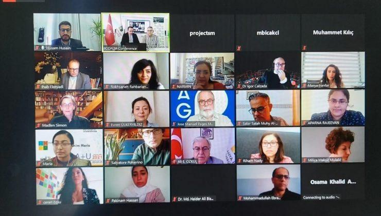 35 farklı ülkeden 400 akademisyen mimarlık ve şehirciliği konuştu