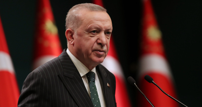 Cumhurbaşkanı Erdoğan, esnaf ve çiftçiye destek paketlerini açıkladı.