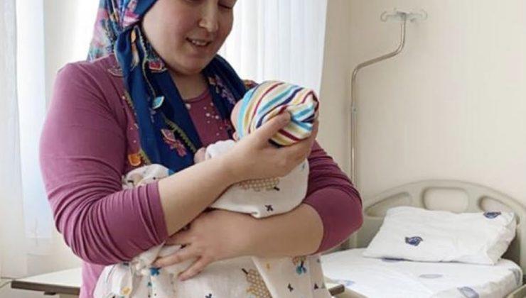 Kadavradanrahim nakilliDerya Sert'inilk Anneler Günü heyecanı
