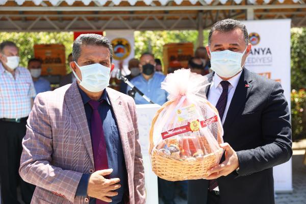 Alanya Belediyesi'nden arı yetiştiricilerine 2 bin kovan
