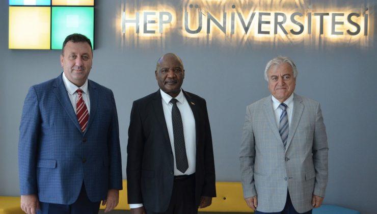 Alanya HEP, Kenya ile eğitimde işbirliği yapacak