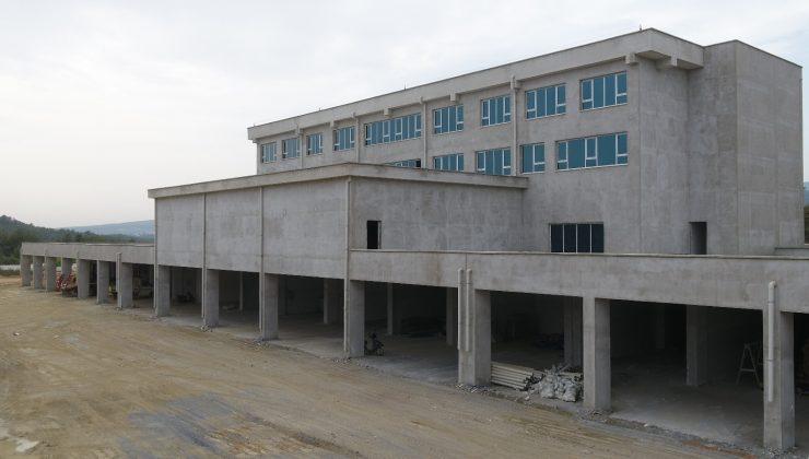 Alanya'daki haller tek çatı altında toplanacak