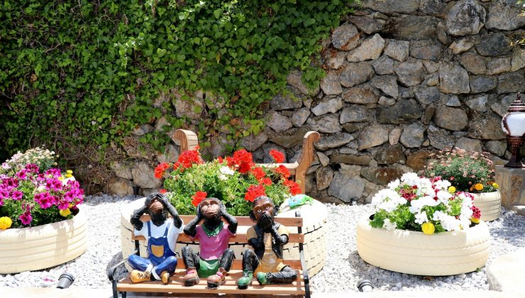 Alanya'nın en güzel balkon ve bahçeleri belli oldu