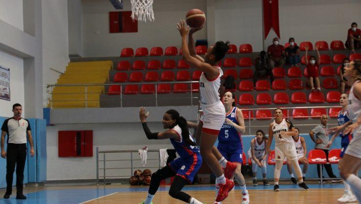 Antalya 07, Kadınlar Basketbol Süper Ligi'nde