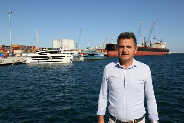 Antalya Serbest Bölge'den pandemiye rağmen ihracat arttı