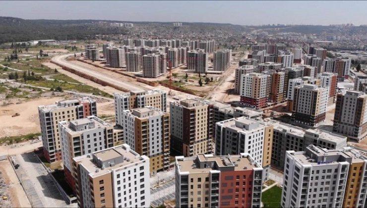 Antalya'da konut satışlarında yüzde 141,4'lük artış