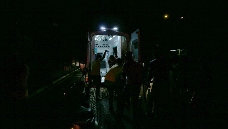 Antalya'da trafikte bıçaklı kavga: 1 ölü, 3 yaralı