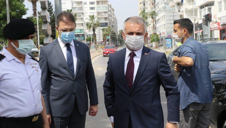 Antalya'da yoğun bakım doluluk oranı yüzde 63 seviyelerinde