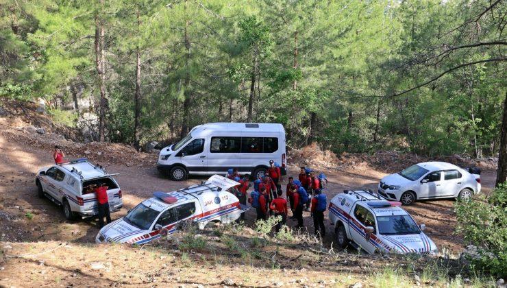 """Antalya'daki kayıp Ukraynalı dağcının kardeşi: """"Kaçırıldığını düşünüyoruz"""""""