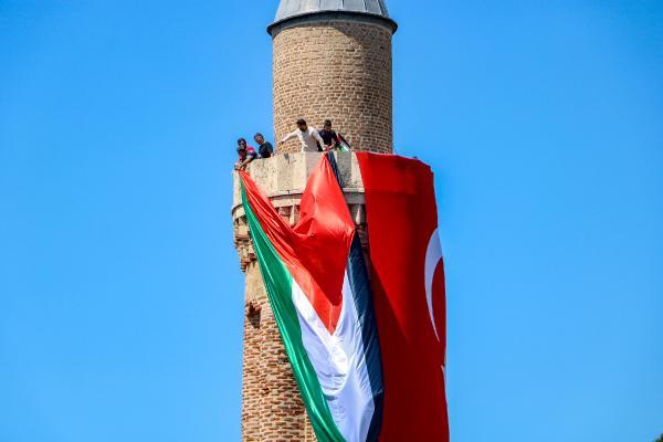 Antalya'dan BM'ye İsrail şikayeti