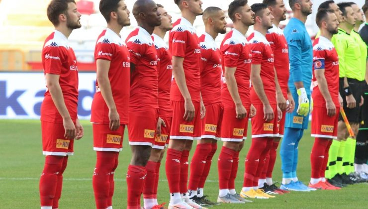 Antalyaspor ligi 16. bitirdi