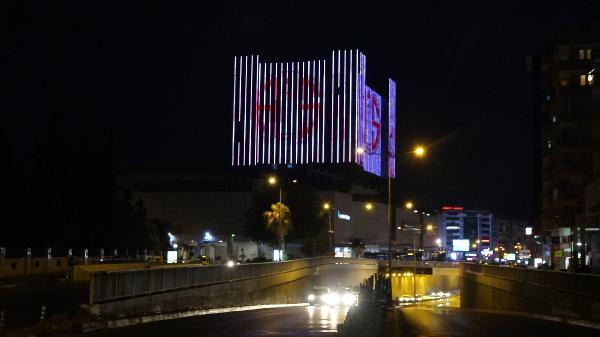 Antalyaspor'a ışıklı destek