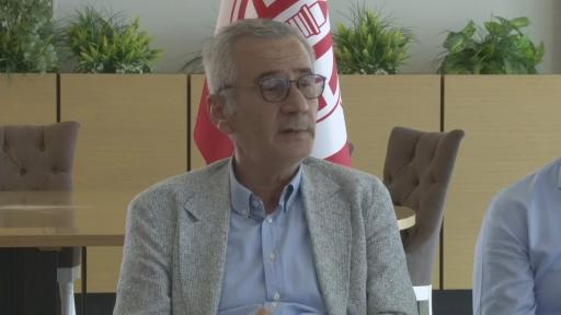 Antalyaspor'da, Mustafa Yılmaz görevi bıraktı