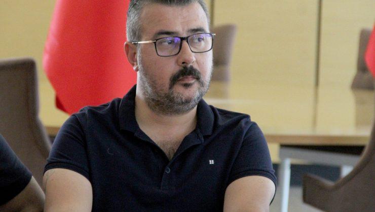 Antalyaspor'da yeni Başkan Aziz Çetin oldu